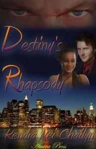 Destiny's Rhapsody Cover