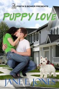 Puppy Love by Jane E. Jones