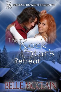 The Rock Star's Retreat by Belle McClain