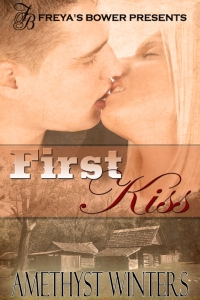 First Kiss by Amethyst Winters