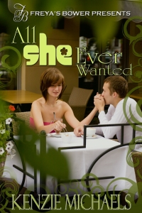 All She Ever Wanted by Kenzie Michaels
