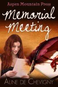 Memorial Meeting by Aline De Chevigny