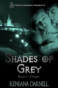Shades of Grey by Kensana Darnell