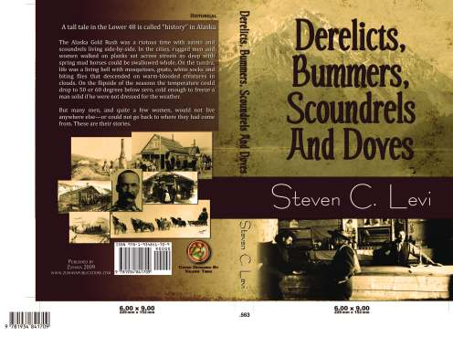Derelicts, Bummers and Doves by Stephen Levi